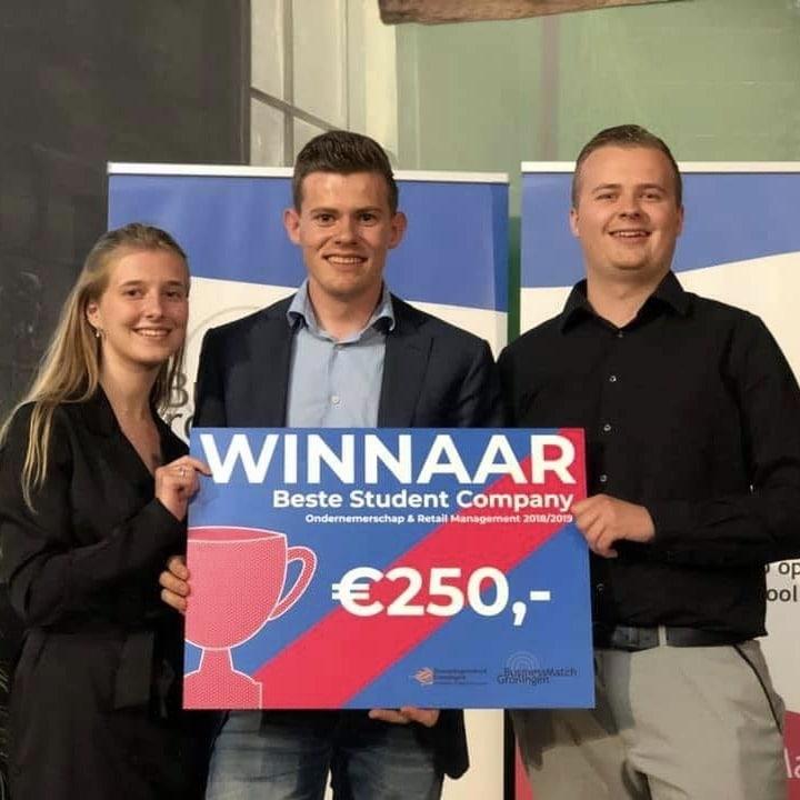 Business Match Groningen oorkonde