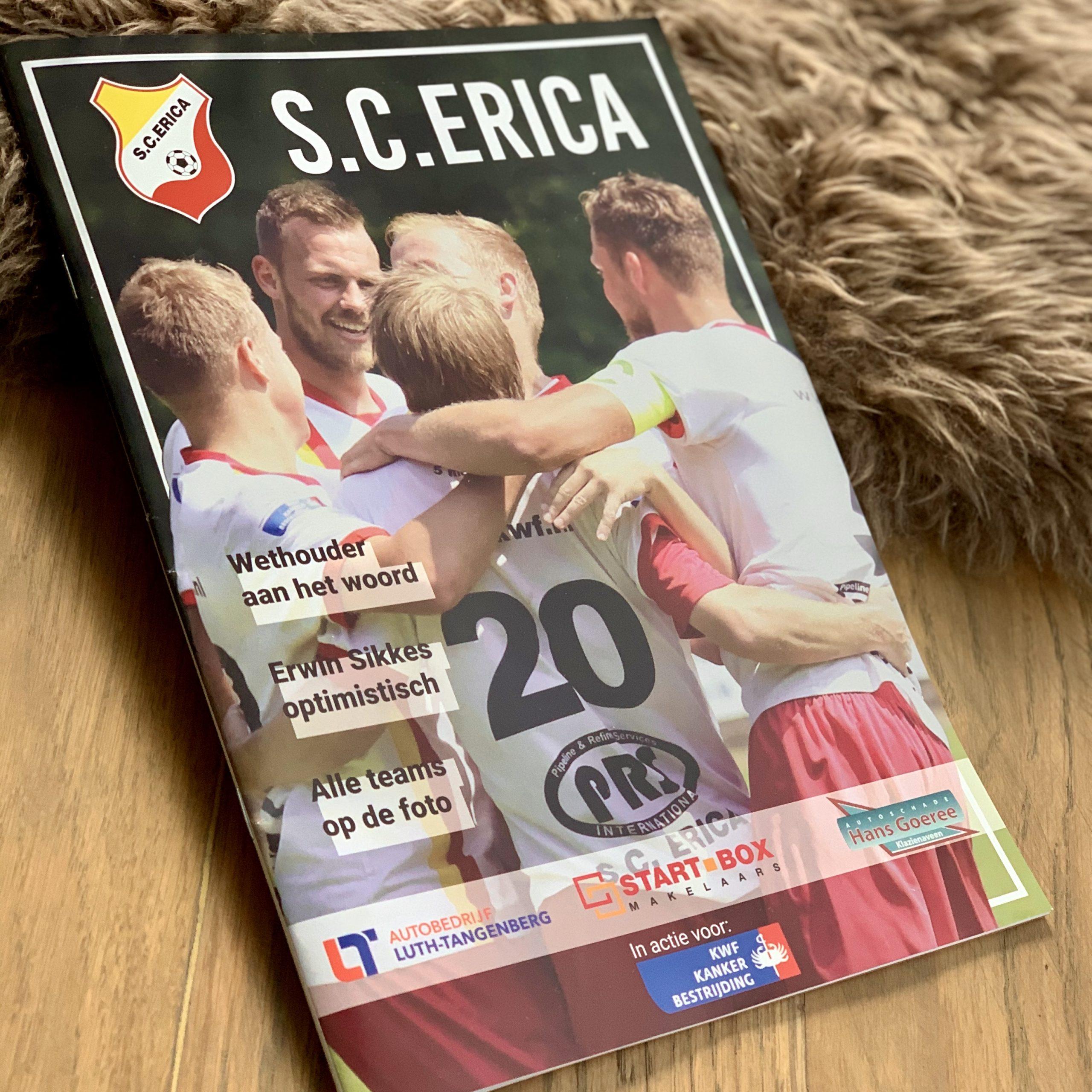 S.C. Erica presentatiegids